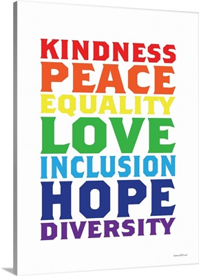 Rainbow Equality