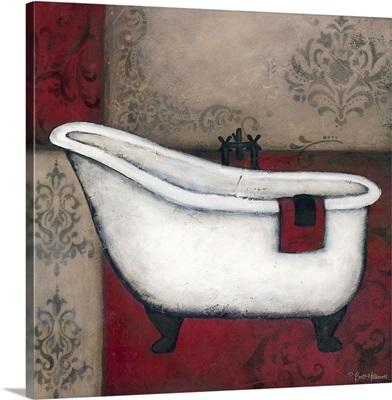 Red Bath I