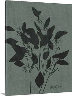 Sage Garden Silhouette