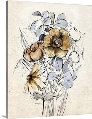 Serene Bouquet II