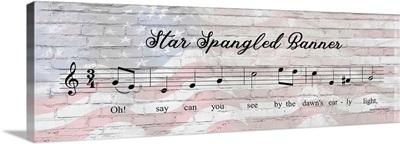 Star Spangled Banner Sheet Music