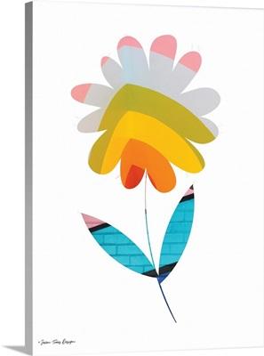 Street Art Flower II