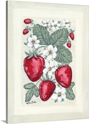 Sweet Summer Strawberries II