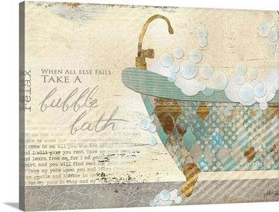 Take a Bubble Bath