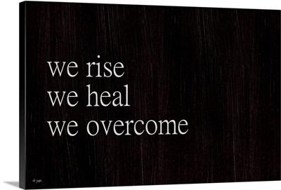 We Fall, We Rise II