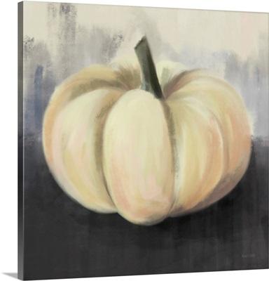 White Rustic Pumpkin