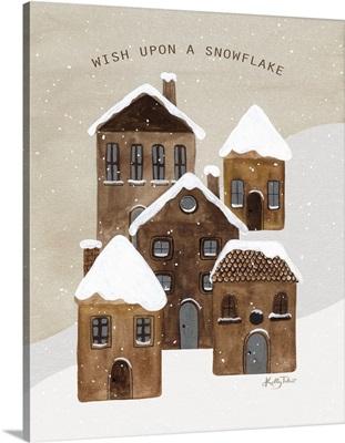 Wish Upon A Snowflake