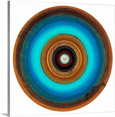 A Colorful Bullseye VIII