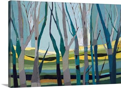 Blue Woods IV