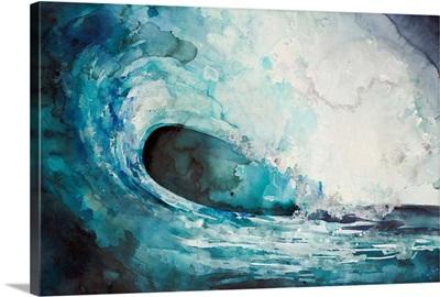 Breaking Blue Shores