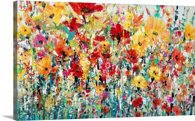 Bright and Bold Flowers