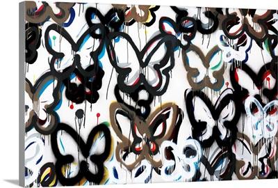 Butterfly Backdrop II