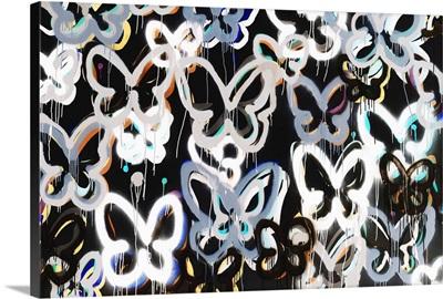 Butterfly Backdrop III