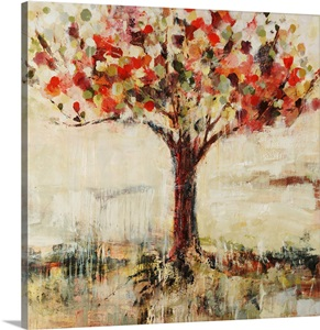 Candy Tree Wall Art Canvas Prints Framed Prints Wall