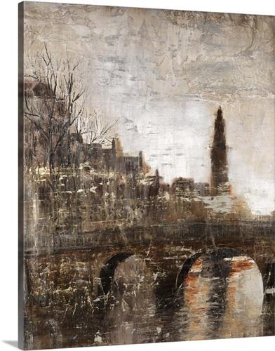 European Bridge Wall Art, Canvas Prints, Framed Prints, Wall Peels ...