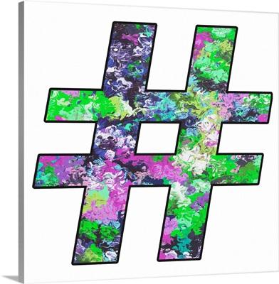Hidden Hashtag I