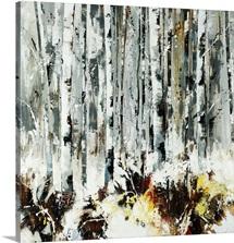 Into the Birches