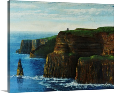 Mohea Cliffs