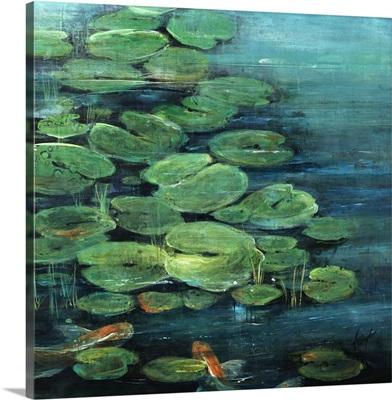 Ode to Monet I