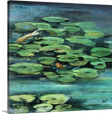 Ode to Monet II