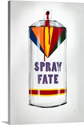 Spray Fate