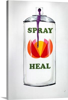 Spray Heal