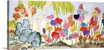 Spring Bloom Of Wonderland