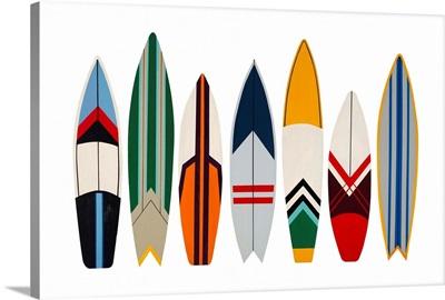 Surfboard And Sail II