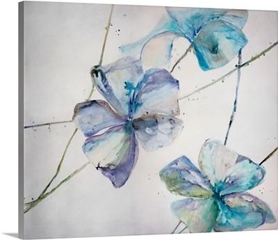 Waterlined Flowers