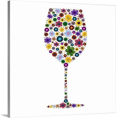 Wine Glass Party II