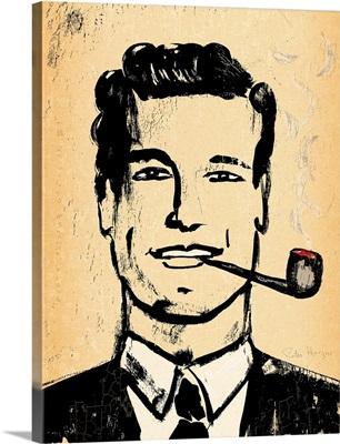 1940's Fifth Avenue Gentleman I