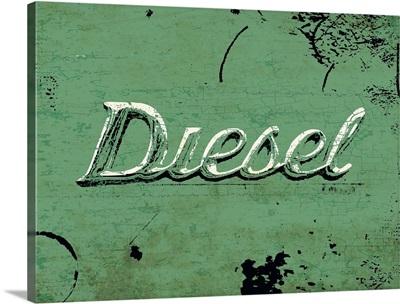 Diesel Typography I