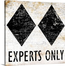 Experts Only Sign