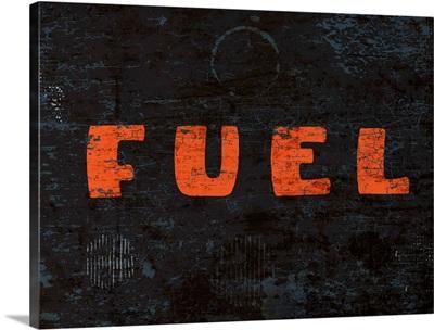 Fuel Typography I