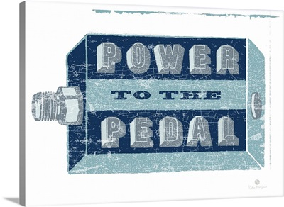 Power to the Pedal