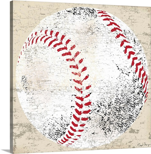 Vintage Baseball Wall Art, Canvas Prints, Framed Prints, Wall Peels ...