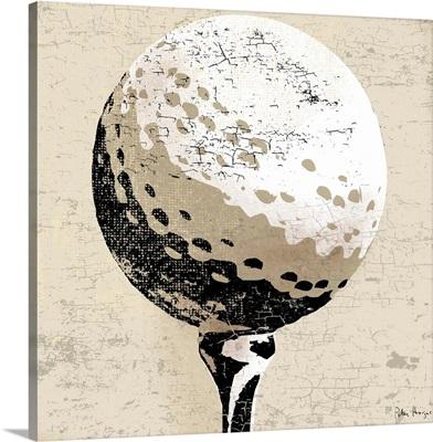 Vintage Golfball