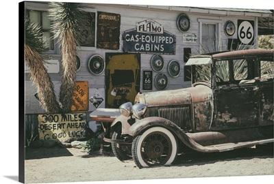 American West - Arizona 66
