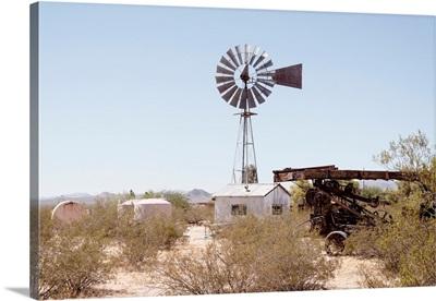 American West - Arizona Farm