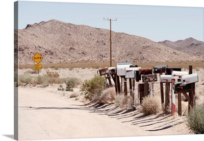 American West - Arizona Mail Boxes
