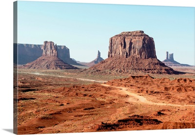 American West - Beautiful Monument Valley
