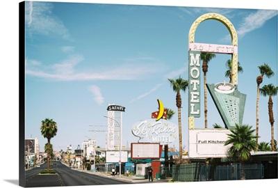 American West - Downtown Vegas