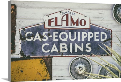 American West - Gas Equipped