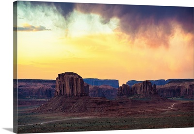 American West - Magnificent Monument Valley