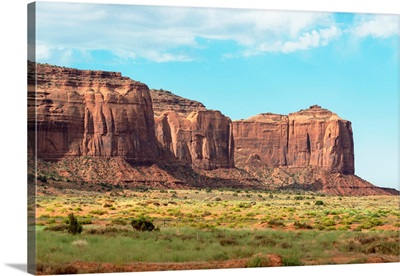 American West - Monument Valley Landscape I