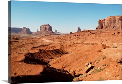 American West - Monument Valley Tribal Park