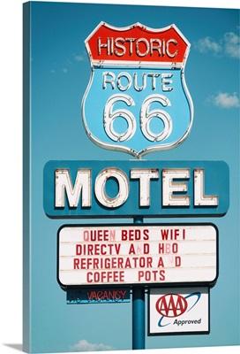 American West - Motel 66