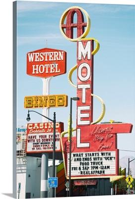 American West - Old Las Vegas