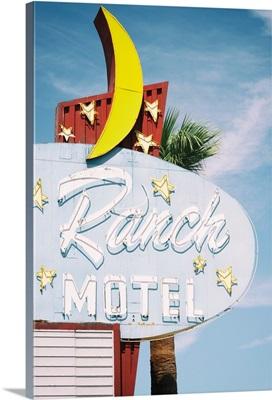 American West - Ranch Motel
