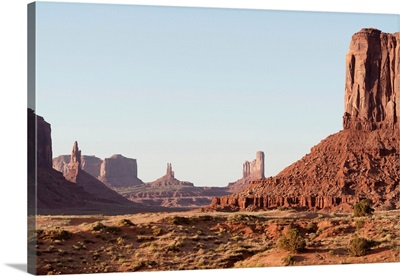 American West - The Monument Valley
